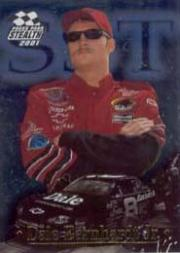 2001 Press Pass Stealth Holofoils #66 Dale Earnhardt Jr. SST