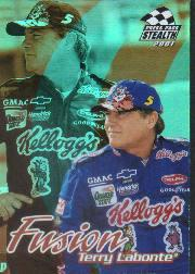 2001 Press Pass Stealth Fusion #F5 Terry Labonte