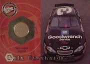 2001 Press Pass Optima Race Used Lugnuts Cars #LNC3 Dale Earnhardt&#039;s Car/50
