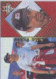 2001 Press Pass Optima Gold #18 Kyle Petty