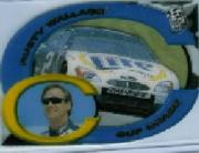 2001 Press Pass Cup Chase Die Cut Prizes #CC2 Rusty Wallace