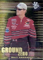 2001 Press Pass Ground Zero #GZ8 Dale Earnhardt Jr.