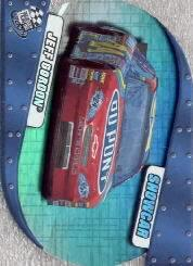 2001 Press Pass Showman/Showcar #S4B Jeff Gordon's Car