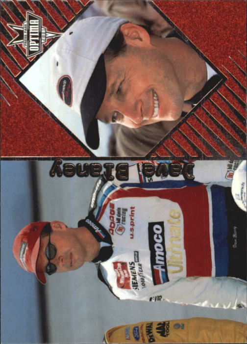 2001 Press Pass Optima #1 Dave Blaney