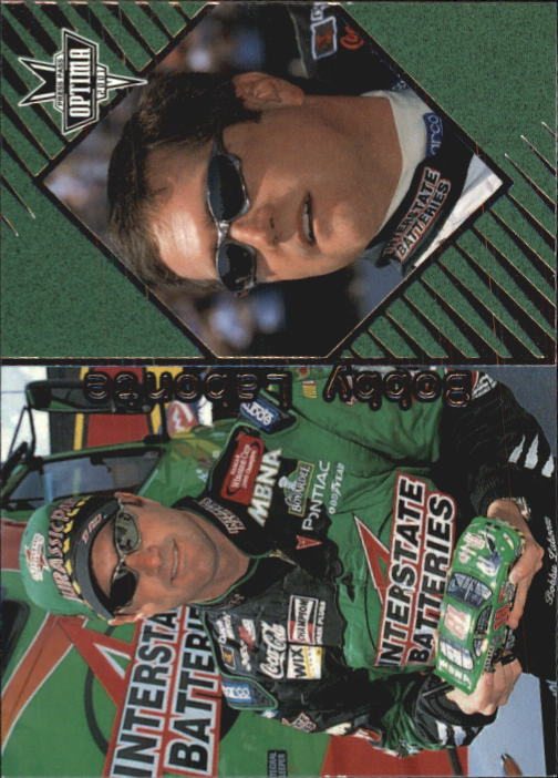 2001 Press Pass Optima #11 Bobby Labonte