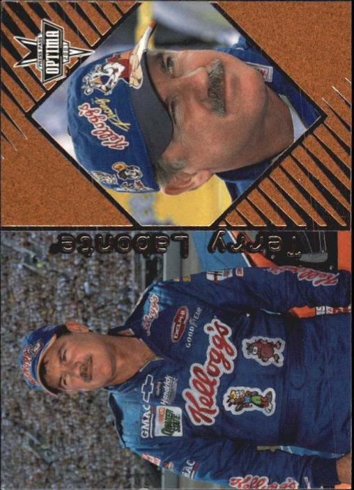 2001 Press Pass Optima #12 Terry Labonte