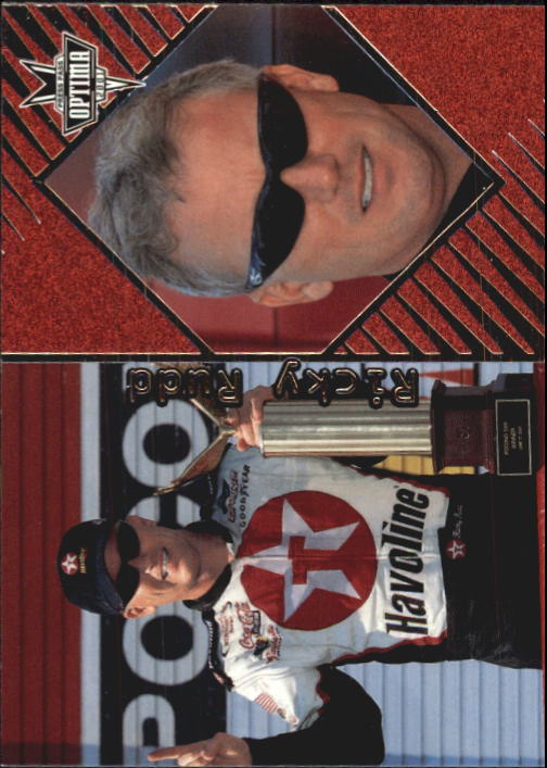 2001 Press Pass Optima #20 Ricky Rudd