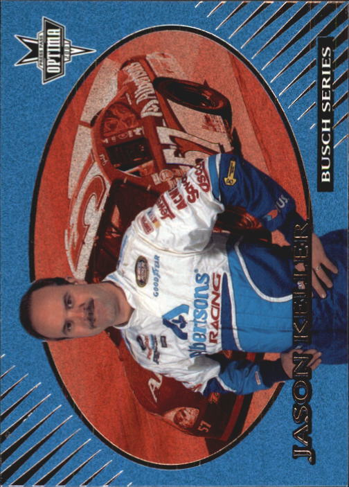 2001 Press Pass Optima #33 Jason Keller BGN