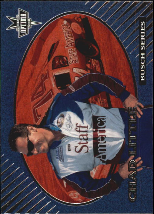 2001 Press Pass Optima #35 Chad Little BGN