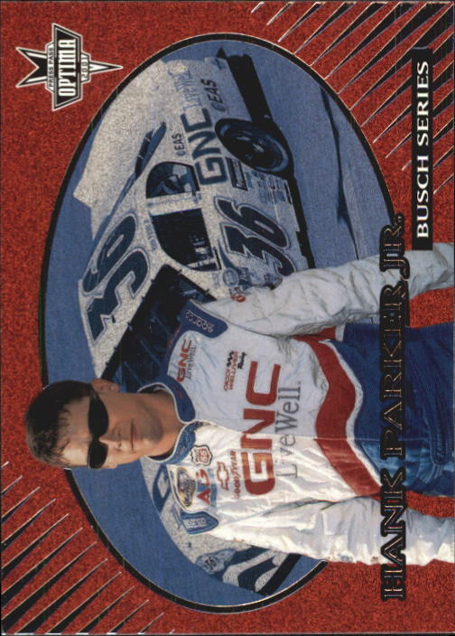2001 Press Pass Optima #38 Hank Parker Jr. BGN