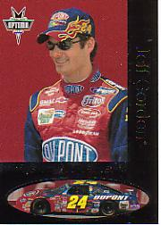 2001 Press Pass Optima #42 Jeff Gordon WCL