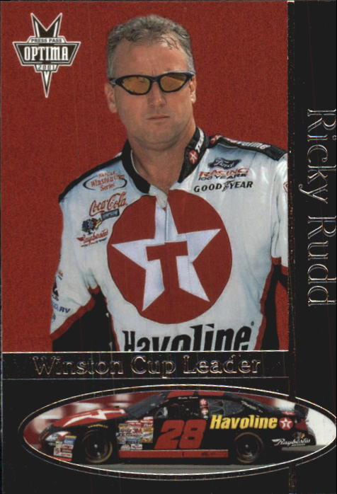 2001 Press Pass Optima #47 Ricky Rudd WCL