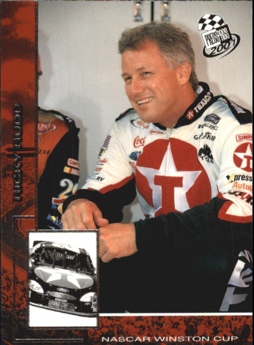 2001 Press Pass #5 Ricky Rudd