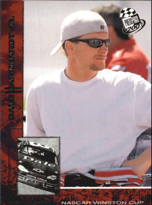 2001 Press Pass #15 Dale Earnhardt Jr.