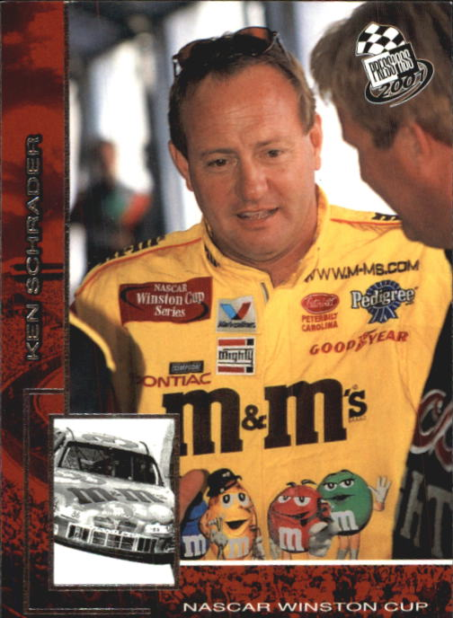 2001 Press Pass #17 Ken Schrader