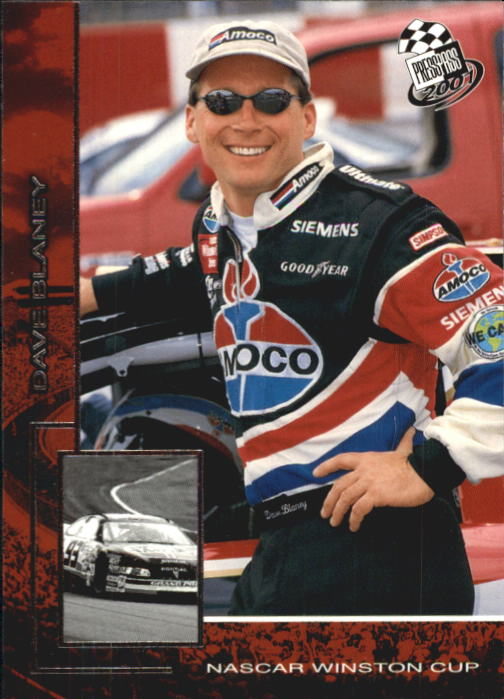 2001 Press Pass #28 Dave Blaney