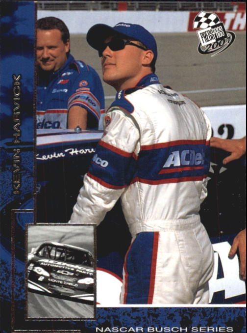 2001 Press Pass #37 Kevin Harvick