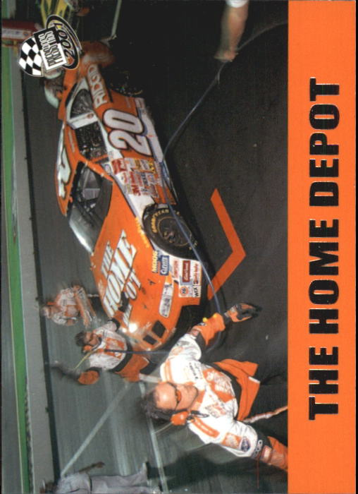 2001 Press Pass #53 Tony Stewart's Car