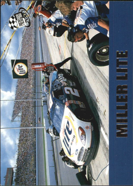 2001 Press Pass #54 Rusty Wallace's Car