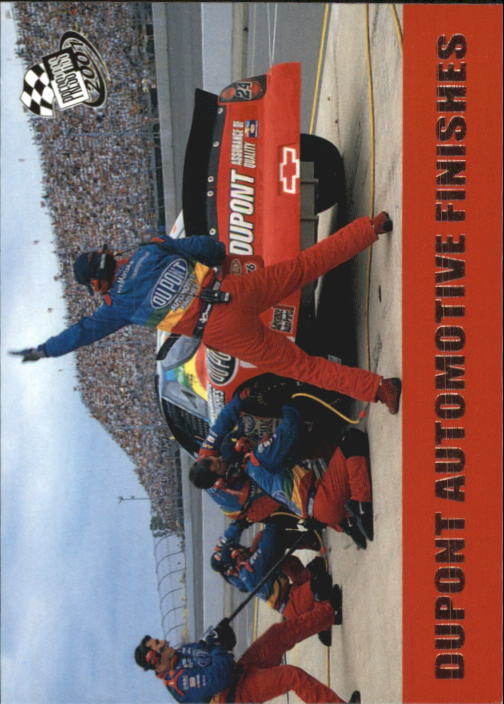 2001 Press Pass #56 Jeff Gordon's Car