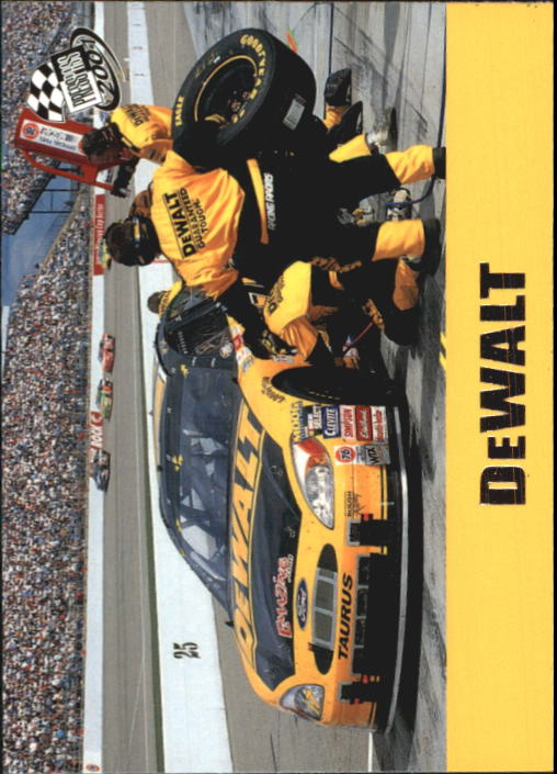 2001 Press Pass #59 Matt Kenseth's Car