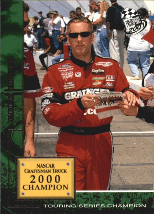 2001 Press Pass #73 Greg Biffle