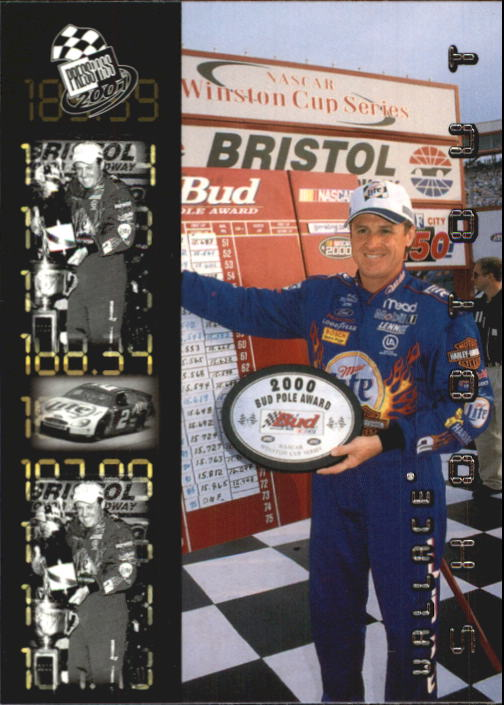 2001 Press Pass #84 Rusty Wallace SO