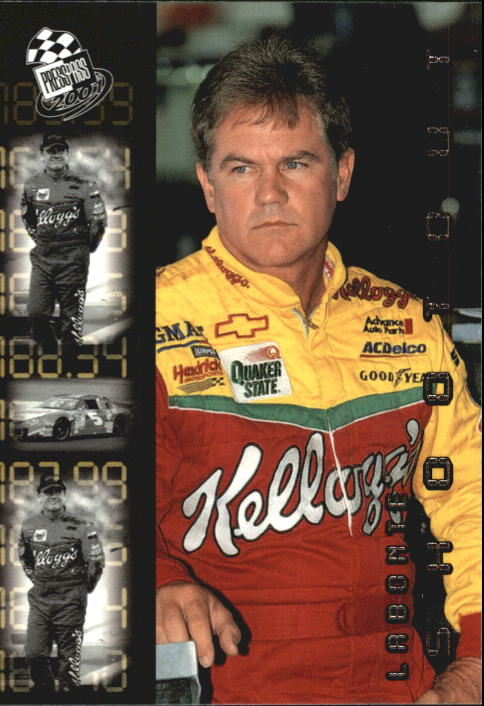 2001 Press Pass #85 Terry Labonte SO