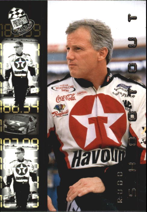 2001 Press Pass #86 Ricky Rudd SO