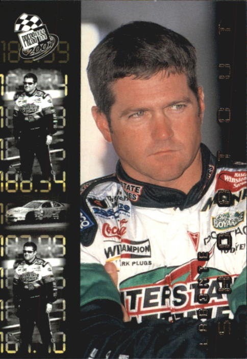 2001 Press Pass #91 Bobby Labonte SO