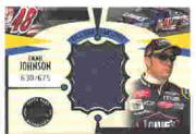 2002 Press Pass Eclipse Under Cover Drivers #CD1 Jimmie Johnson