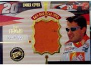 2002 Press Pass Eclipse Under Cover Drivers #CD6 Tony Stewart