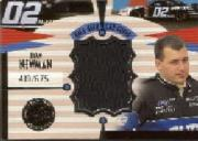 2002 Press Pass Eclipse Under Cover Drivers #CD9 Ryan Newman