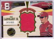 2002 Press Pass Eclipse Under Cover Drivers #CD12 Dale Earnhardt Jr.