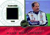 2002 Press Pass Burning Rubber Drivers #BRD3 Dale Earnhardt