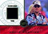 2002 Press Pass Burning Rubber Drivers #BRD4 Kevin Harvick
