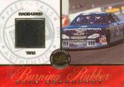 2002 Press Pass Burning Rubber Cars #BRC3 Dale Earnhardt&#039;s Car