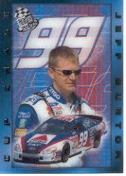2002 Press Pass Cup Chase Prizes #CC1 Jeff Burton