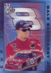 2002 Press Pass Cup Chase Prizes #CC3 Dale Earnhardt Jr.