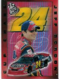 2002 Press Pass Cup Chase Prizes #CC4 Jeff Gordon