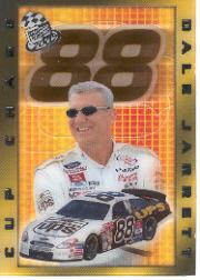 2002 Press Pass Cup Chase Prizes #CC6 Dale Jarrett