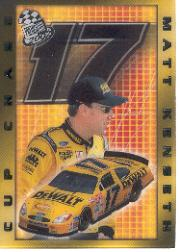 2002 Press Pass Cup Chase Prizes #CC7 Matt Kenseth