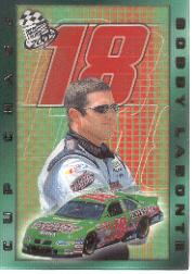 2002 Press Pass Cup Chase Prizes #CC8 Bobby Labonte