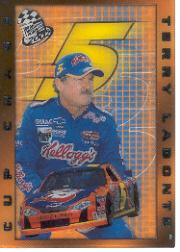 2002 Press Pass Cup Chase Prizes #CC9 Terry Labonte