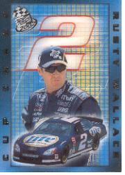 2002 Press Pass Cup Chase Prizes #CC16 Rusty Wallace