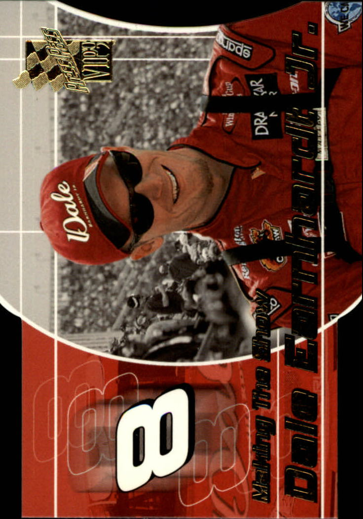 2002 VIP Making the Show #MS6 Dale Earnhardt Jr.