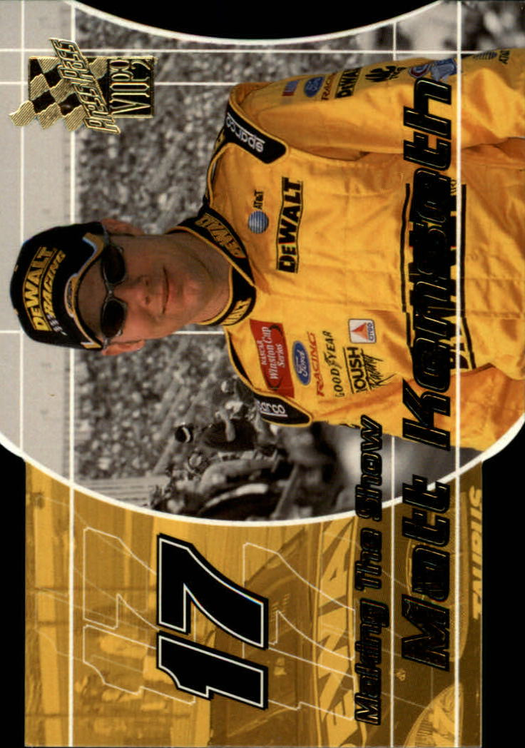 2002 VIP Making the Show #MS8 Matt Kenseth