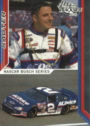 2002 Press Pass Trackside #40 Johnny Sauter NBS RC