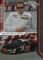 2002 Press Pass Trackside #45 Scott Wimmer NBS RC