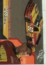 2002 Press Pass Trackside #48 Travis Kvapil CTS RC